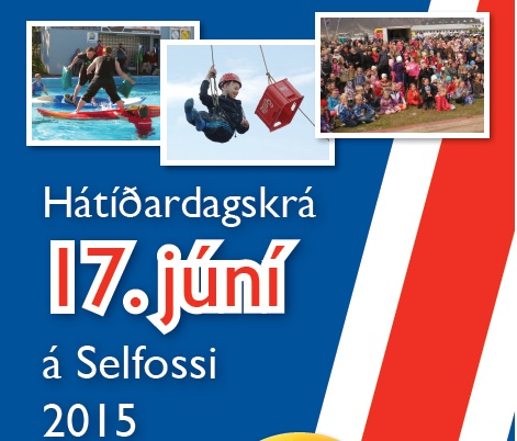 17. júní hátíðarhöld á Selfossi